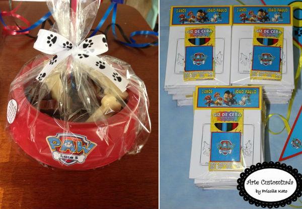 fiesta patrulla canina 23 - 30 idéias para organizar sua festa da Patrulha Canina