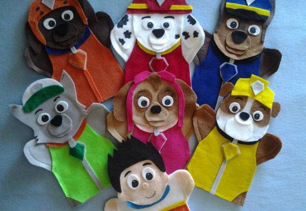 fiesta patrulla canina 24 - 30 idéias para organizar sua festa da Patrulha Canina