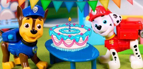 30 idéias para organizar sua festa da Patrulha Canina
