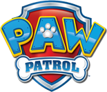 paw patrol logo small - Os personagens